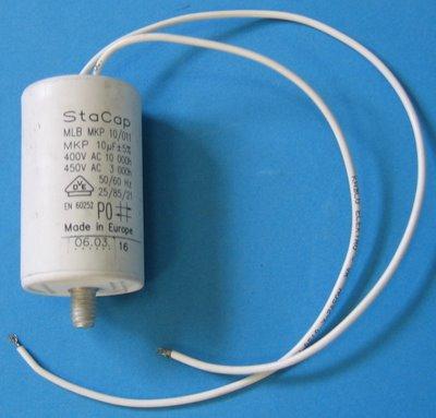 Condensateur moteur atb hanning 10 mf 210109004 for Condensateur moteur piscine