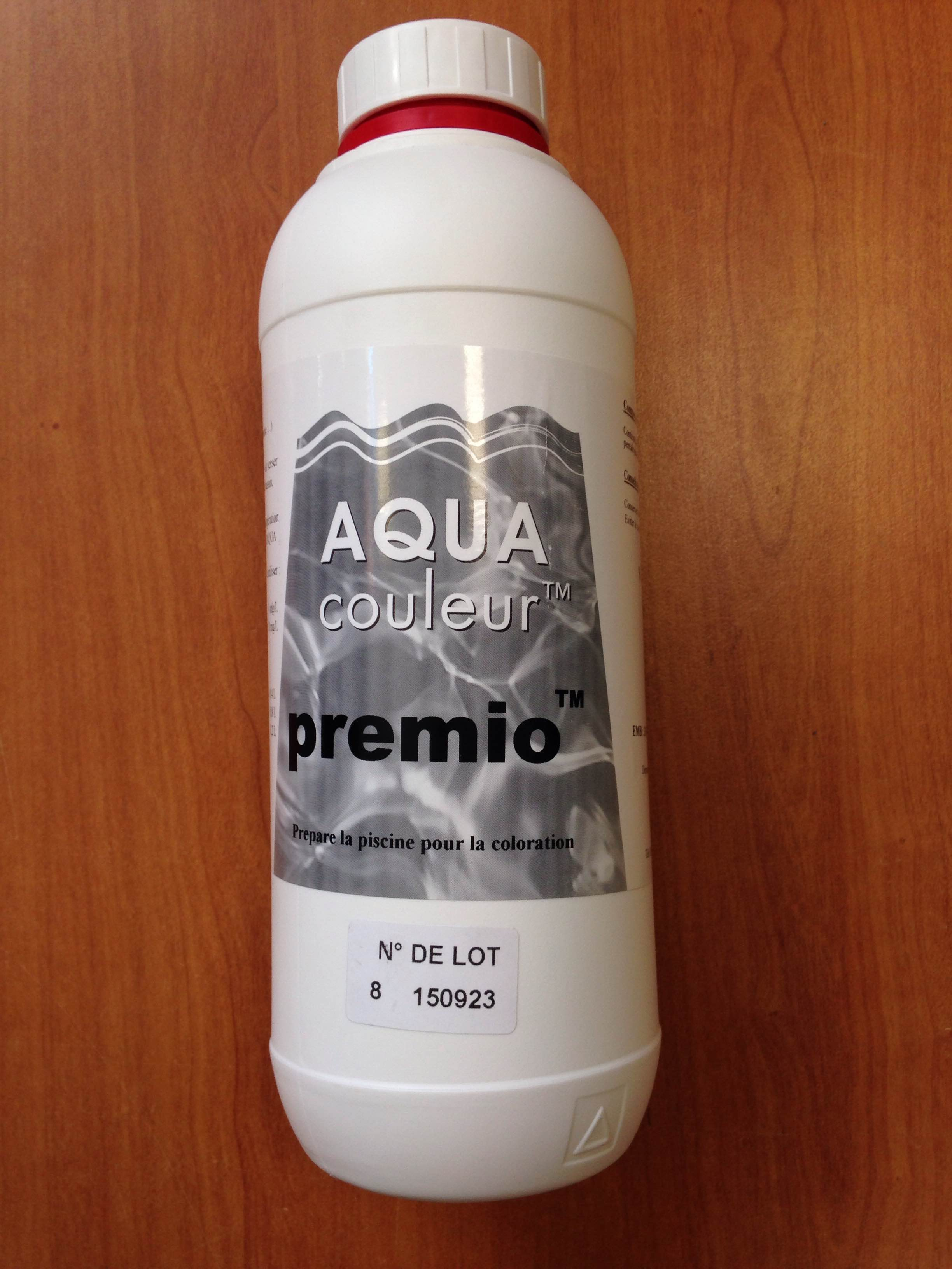 "KIT COMPLET COLORANT PISCINE OU SPA VIOLET /""LAVANDE/"" AQUACOULEUR"